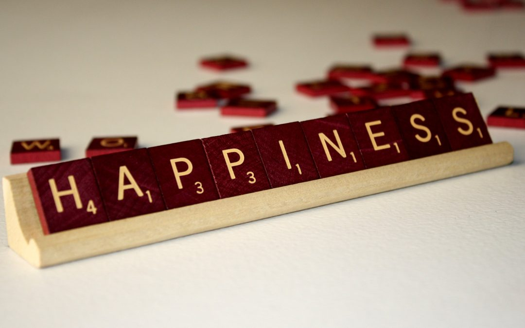 Weight-loss is a byproduct of Happiness